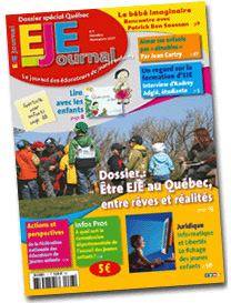 Le journal des éducateurs de jeunes enfants (EJE Journal)