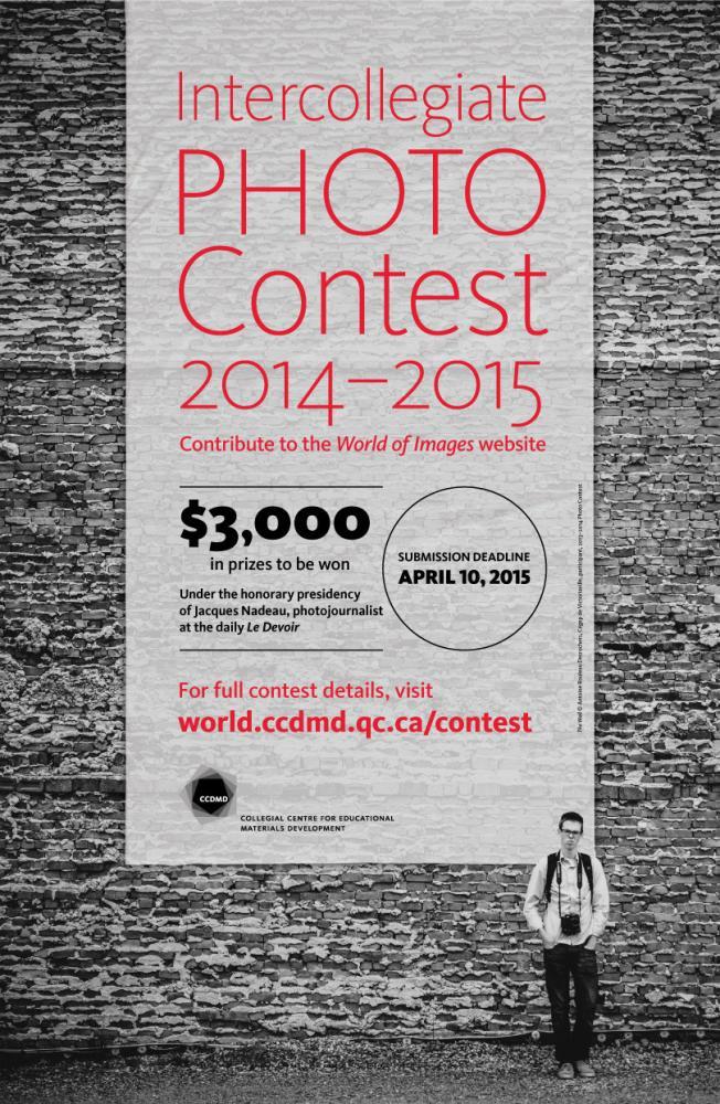 2014-2015 Photo Contest