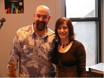 Roger Haughey (auteur) et Véronica Gill (CCDMD)