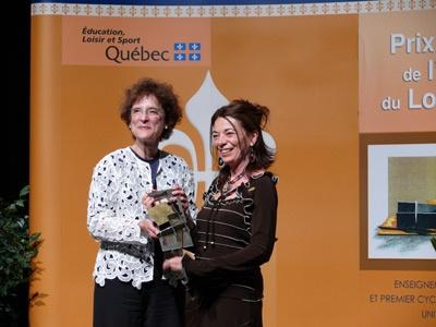 Hélène P. Tremblay and Josée Beaumont