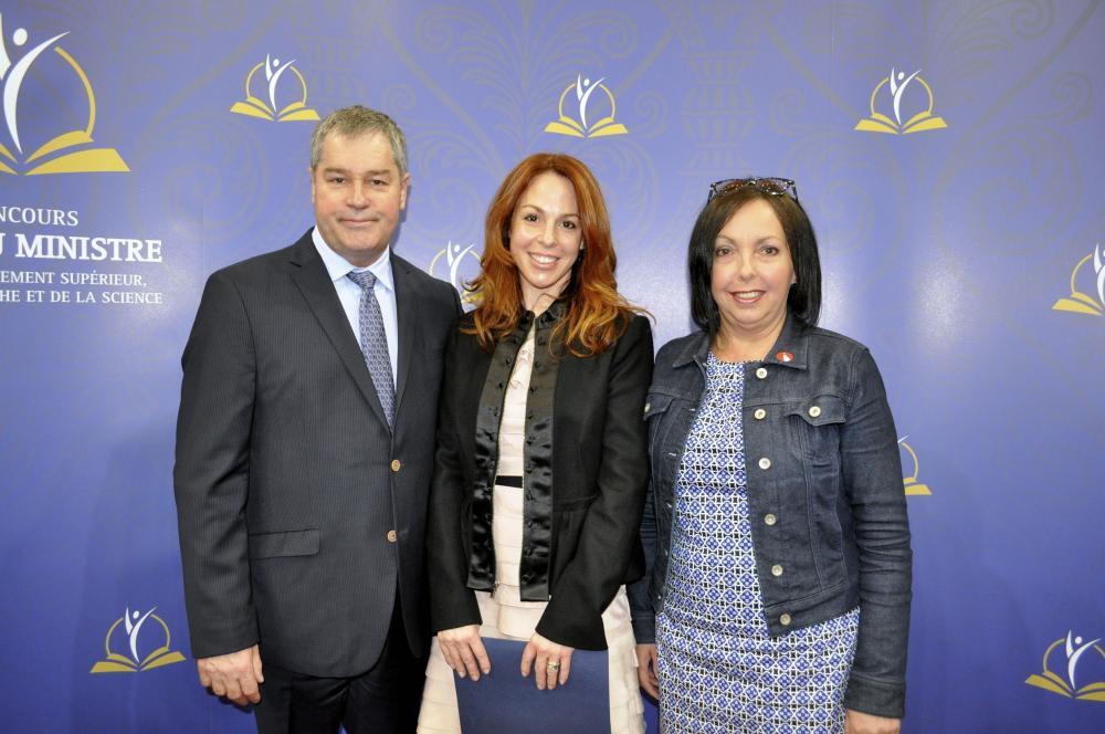 Prix ministre SECRA