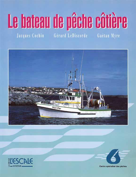 Le bateau de pêche côtière