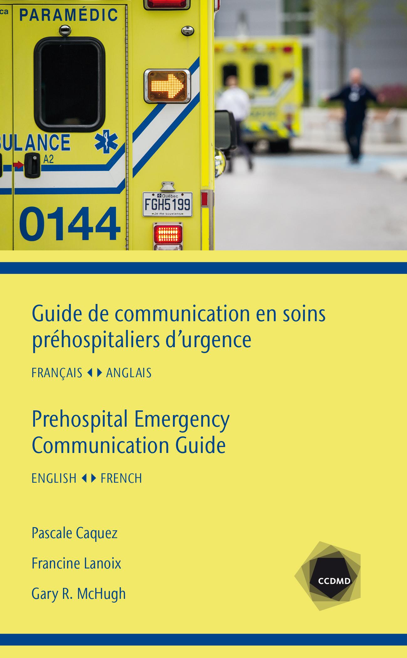 Guide de communication en soins préhospitaliers d'urgence