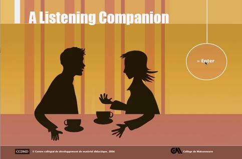 A listening companion