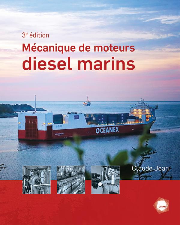 Mécanique de moteurs diesel marins