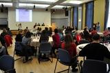Conférence réussie sur l'évaluation du rendement des élèves