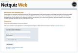 Netquiz Web, version bêta, enfin arrivé!