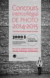 Lancement de la 4e édition du concours intercollégial de photo