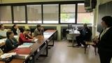 Dernière étape de la mission européenne du CCDMD : participation au colloque de l'Université de Hasselt