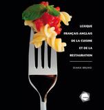 Nouveau au CCDMD : Lexique français-anglais de la cuisine et de la restauration