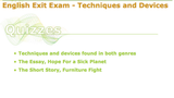 New resource for the English Exit Exam available in the CCDMD catalogue