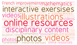 CCDMD Digital Resources: A wealth of online learning resources