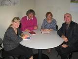 Le CCDMD en mission européenne : rencontres au Forem, le carrefour Emploi Formation de Charleroi