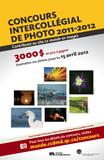 Des nouvelles du Concours intercollégial de photo 2011-2012
