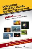 Concours intercollégial de photographie