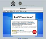 Partenariat entre le CCDMD et la CSN