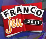 Dévoilement des gagnants du Francojeu 2011