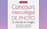 Invitation au dévoilement des lauréats et lauréates du Concours intercollégial de photo 2020-2021