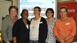 Successful launch at Vanier College