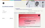 Table ronde de l'ACNU sur notre site Web Les conférences numériques