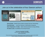 Un quadruple lancement au collège Dawson