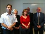 Le CCDMD reçoit une délégation de l'Université de Rennes