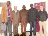 Une délégation du Sénégal au CCDMD