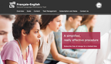 Second Language Proficiency Test: offered free of charge until September 30