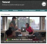 Invitation au lancement du matériel Tutorat − se former à la relation d'aide par les pairs