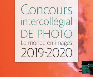 Invitation au dévoilement des lauréats et lauréates du Concours intercollégial de photo 2019-2020