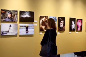 Exhibition for the World of Images Intercollegiate Photo Competition at the Musée Populaire de la Photographie