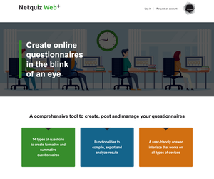 New in our catalogue: Netquiz Web+