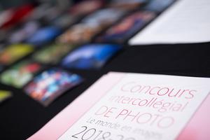 Gagnants du Concours intercollégial de photo Le monde en images